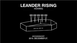 Leander Rising - Hóvirág (Live @ Barba Negra)