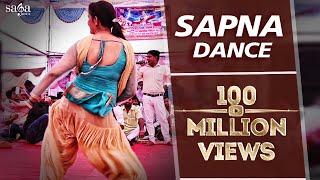 सपना का धमाकेदार डांस   लोग देखकर दंग रह गये   Sapna Stage Dance   New Haryanvi DJ Song 2018 width=