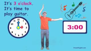 What Time Is It? Song for Kids