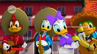 Mickey: Aventuras sobre ruedas | Los tres caballeros: Amigos por siempre | Canción | Español Latino