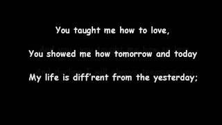 Barbie Almalbis - When I met You (Lyrics)