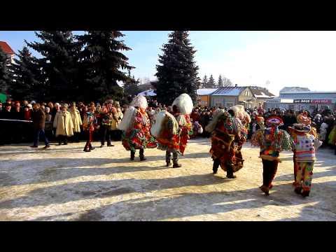 """""""Різдвяні зустрічі-2013"""" у Новоселиці: Костичани"""