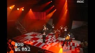 Kim Dong-ryul - Finally, 김동률 - 이제서야, Music Camp 20040410