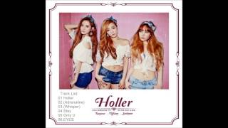 GIRLS' GENERATION-TTS (소녀시대-태티서) - 아드레날린 (Adrenaline) (FULL AUDIO)