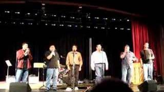 The Akafellas- Faith ( a cappella )