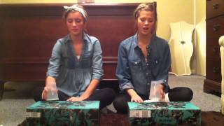 Call Your Girlfriend ~ Robyn ~ Molly Kate Kestner ft. Breanna Ritter Cover
