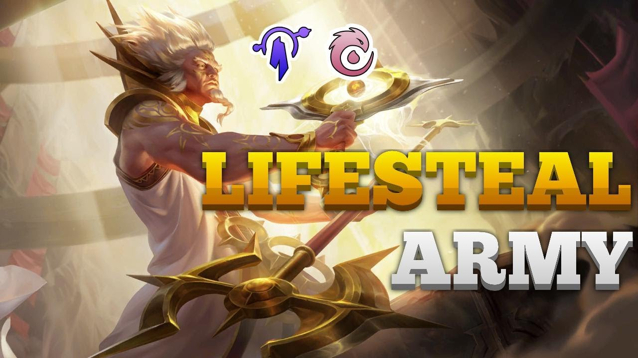 AlanzqTFT - Lifesteal Army | Patch 1.16 | Zoe Karma | Legends of Runeterra | Ranked LoR