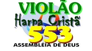 553-  OH! PAI,  O  SANTO  ESPÍRITO  - TABLATURA