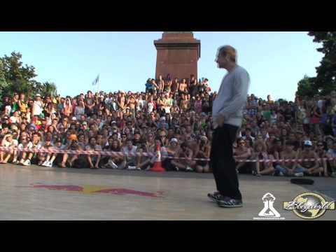 Robin vs Intact | YALTA SUMMER JAM 2011