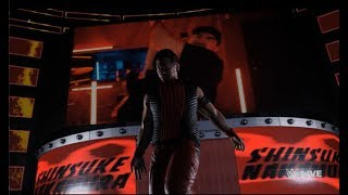 WWE 2K18: Shinsuke Nakamura (Heel) GFX Mod
