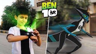 Ben 10 Transformation in Real Life Episode 4   A Short film VFX Test