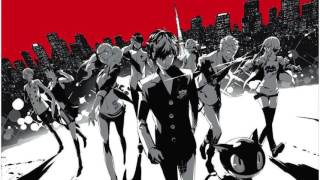 Sinitus Tempo - phantom thieves (Persona 5 tribute)