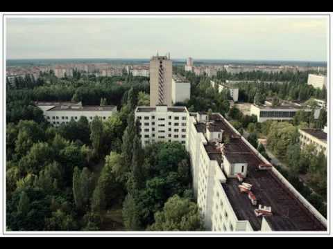 Pripyat – Ghost City (slideshow with music by detox)