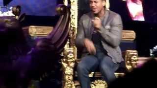 ROMEO SANTOS LIVE IN PHOENIX AZ 4/10/2013 (QUE SE MUERAN)