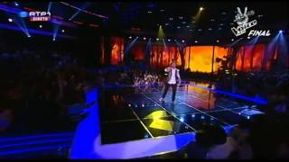 "Diogo Garcia - ""I Won't Give Up"" - Final - The Voice Kids"