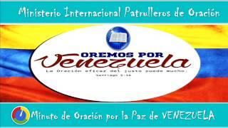 PATRULLEROS DE ORACION POR VENEZUELA