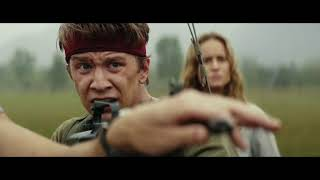 GIANT BUFFALO Scene - Kong: Skull Island (2017) Movie Clip HD