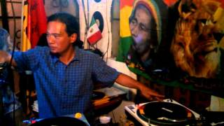 """Jah Gumby ft kali navales in Mexico """"studio one"""""""