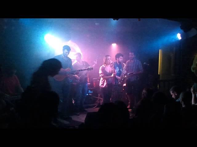 Vídeo de un concierto en La Cocina Rock Bar.