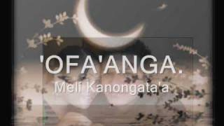 'OFA'ANGA (REggae VErsion) Meli Kanongata'a