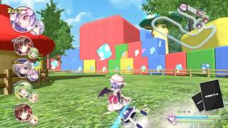 Touhou Racing Game | Gensou Skydrift | Track 1 + Download link