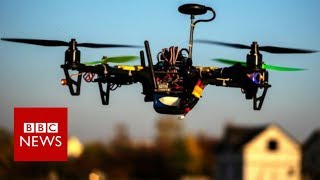 Gatwick airport: How can a drone cause so much chaos? - BBC News