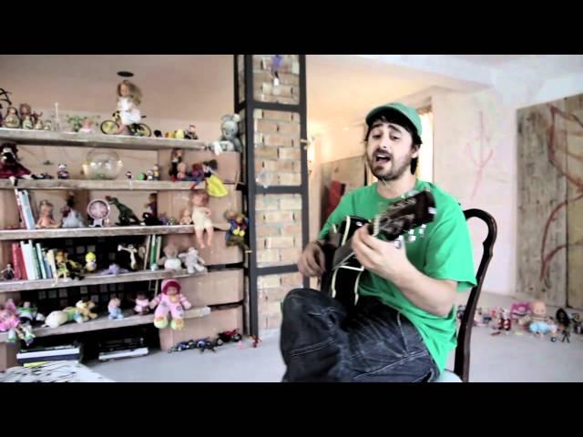 Video oficial de Detrás de ti de Zuri