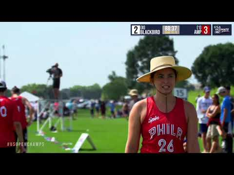 Video Thumbnail: 2019 U.S. Open Club Championships, Mixed Pool Play: San Francisco Blackbird vs. Philadelphia AMP