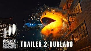 Pixels | Trailer 2 Dublado | 23 de julho nos cinemas