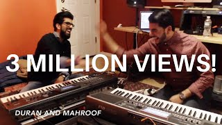 Deewani Mastani  Live Keyboard Instrumental-Duran Etemadi And Mahroof Sharif 2016 HD