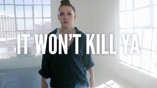 THE CHAINSMOKERS - It Won't Kill Ya | Kyle Hanagami & Haley Fitzgerald Choreography