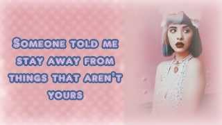Melanie Martinez - Pacify Her {Lyrics}