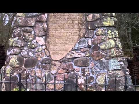 Clan MacRae Battle of Sheriffmuir Memorial Scotland