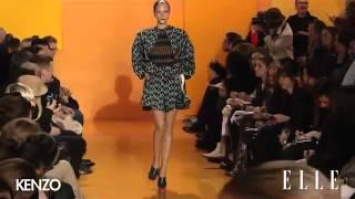 Kenzo. Paris Fashion Week otoño - invierno 2012-2013