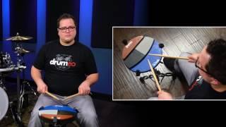 Double Ratamacue - Drum Rudiment Lesson (Drumeo)