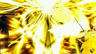 MUGEN Battle Enderman VS Legend Gold Metal Kenpachi