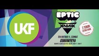 Video teaser - UKF: Eptic (Be), Annix (UK) @ Corvintető 14.okt.11.