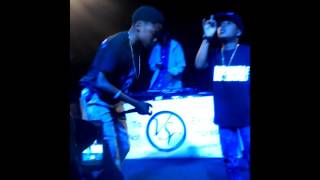 Mikale HD and King Nation live on stage - Opening for Childsplay Kidd
