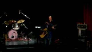 """Clemente - """"Ritornerai"""" (Bruno Lauzi), live @Teatro Instabile, Genova."""