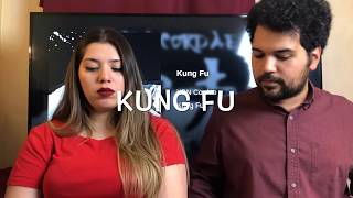 YBN Cordae - Kung Fu ( first REACTION / REVIEW)