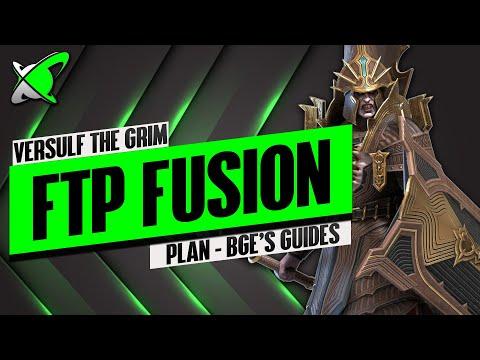 I GOT SCREWED...!? | Versulf The Grim FTP Fusion Plan | BGE's Guides | RAID: Shadow Legends