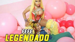 6ix9ine ft. Nicki Minaj & Murda Beatz - Fefe 🚫(Legendado)