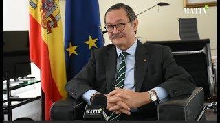 Entretien avec Ricardo Diez-Hochleitner Rodriguez, ambassadeur d'Espagne au Maroc
