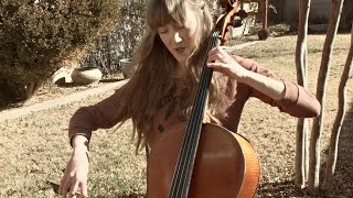 Bach - Cello Suite No. 1 in G Major, Sarabande - Sarah Joy