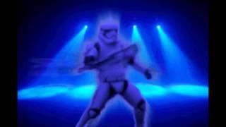 Star Wars cantina band 8 bit
