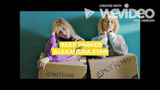 Alex Parker ft. Alexandra Stan - Synchronize (Audio)
