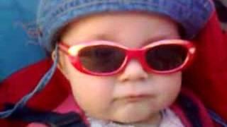 Julia in Sunglasses