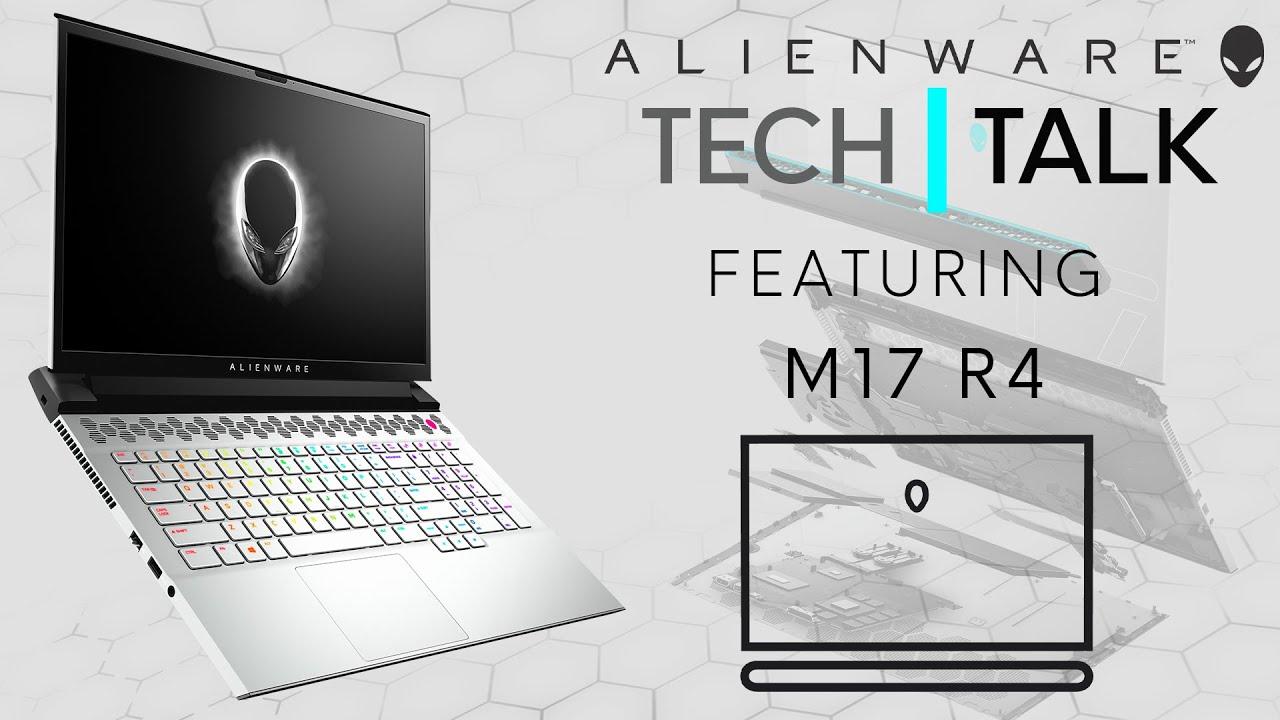 Alienware - NEW Alienware m17 R4 (2021) | Tech Talk
