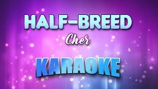 Cher - Half-Breed (Karaoke & Lyrics)