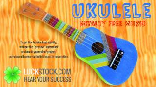 Happy Positive Instrumental Ukulele Background Music with Whistle and Claps for Video